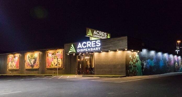 acres_exterior_night